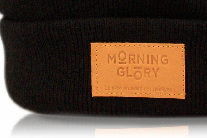 Bonnet Morning Glory coloris noir